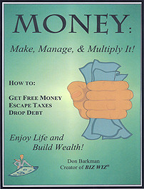Money Make Manage Multiply It